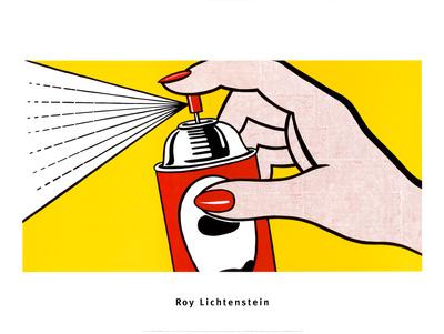 spray  1962 print