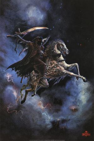 Fourth Horseman Poster at Art.