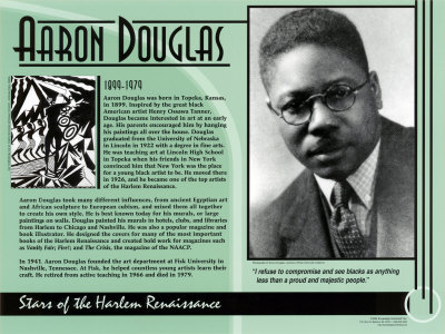a biography of the artist aaron douglas Artist bio, artworks, events, exhibitions, auction results, artworks for sale, price history & news for the artist aaron douglas (american, 1899 - 1979.