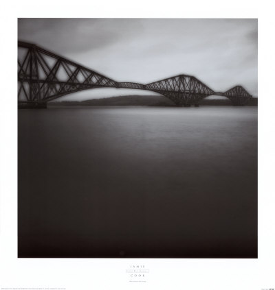 Forth Rail Bridge I Print. zoom. view in room