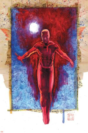 Daredevil No.500: Daredevil Stretched Canvas Print