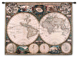 Map Tapestries