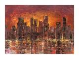 Urban Sunsets