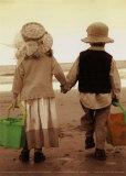 Children (Spot Color Photography)