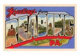 Greetings from Pennsylvania