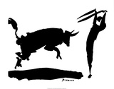 Bullfight by Picasso