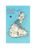 Maps of Rhode Island