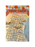 Maps of New Orleans, LA