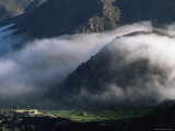 Hazy Mountains