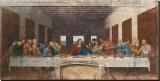 Last Supper by da Vinci