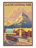 Montana Travel Ads (Decorative Art)