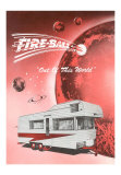 RVs & Trailers (Vintage Art)