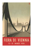 Bridges (Vintage Art)