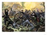 Civil War Battle Scenes