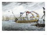 Galley Ship