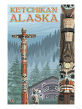 Alaskan Travel Ads