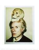 Warhol Self Portraits (Warhol Photography)