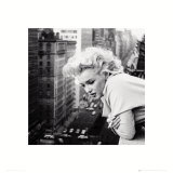 Marilyn Monroe (B&W Photography)