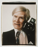 Warhol Self Portraits (Warhol Photography)