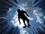Skateboarding (SuperStock Photography)
