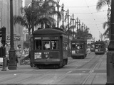 Trams & Trolley Cars