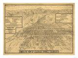 Maps of Colorado Springs, CO