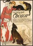 Clinique Cheron by Steinlen