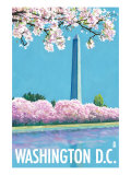 Washington Travel Ads (Vintage Art)
