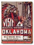 Vintage American West (Wood Signs)
