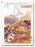 Vintage Travel (Wood Signs)