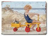 Vintage Children's Art (Wood Signs)