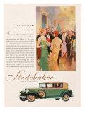 Studebaker (Vintage Art)
