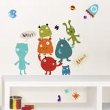 Figurative Wall Stickers