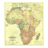 Maps of Africa (Natl. Geo.)