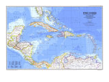 Maps of The Caribbean