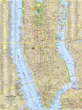 Maps of Manhattan