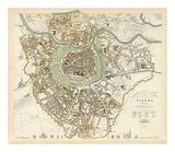 Maps of Vienna