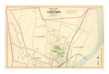 Maps of Hartford, CT