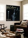 John Coltrane (Wall Murals)