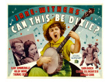 Can This Be Dixie? (1936)