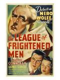 League of Frightened Men (1937)