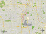 Maps of Las Vegas, NV