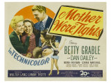 Mother Wore Tights (1947)