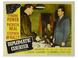 Diplomatic Courier (1952)