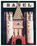 Castles (Vintage Art)