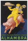 Pigs (Vintage Art)