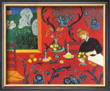 The Red Room by Matisse