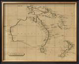 Maps of Oceania