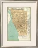 Maps of Buffalo, NY