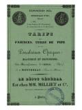 Archives de la Manufacture de Sevres (Sevres) (RMN)